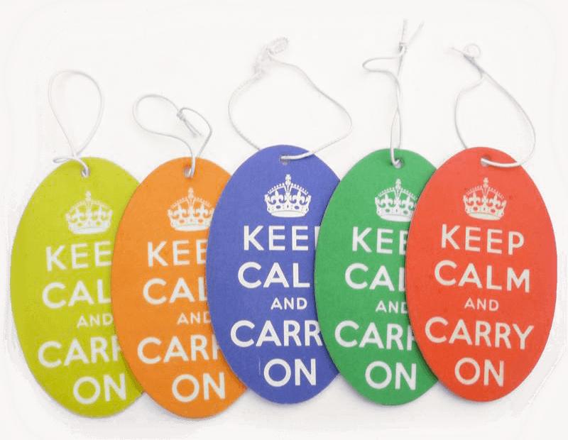 #1 For Custom Car Air Fresheners